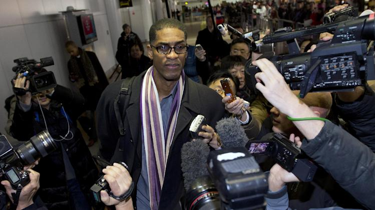 Agent: Rodman did not accept North Korean money