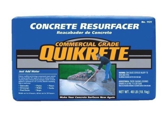 Bagged Concrete Mix 4000 : How to resurface a concrete driveway shine from yahoo