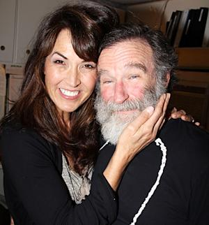 Robin Williams Weds!