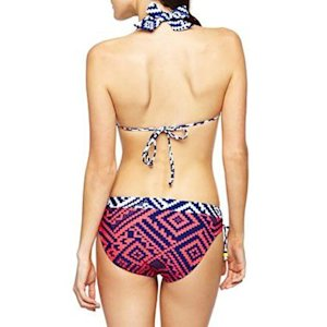 Arizona Twin-Print Reversible Swim Halter
