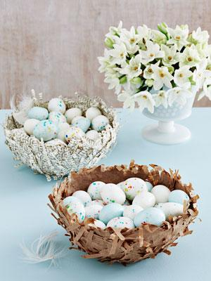 Create Egg Centerpieces
