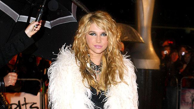 Kesha Brit Awards