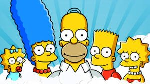 Los Simpsons. Gentileza Fox.