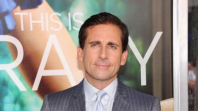 Steve Carrell Crazy Stupid Love Pr