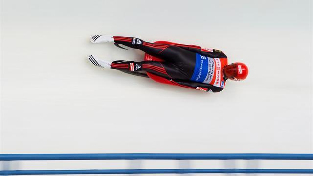 Luge - Koenigssee replaces Cesana as luge host city
