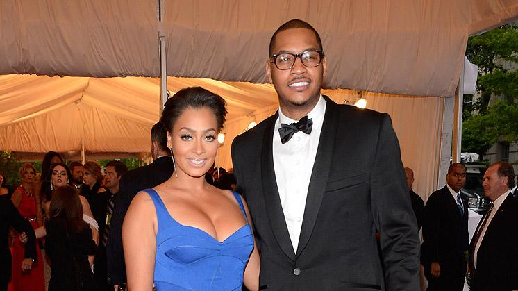 Lala Anthony, Carmelo Anthony