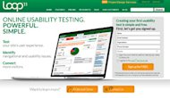 14 Usability Testing Tools Matrix and Comprehensive Reviews image Loop11
