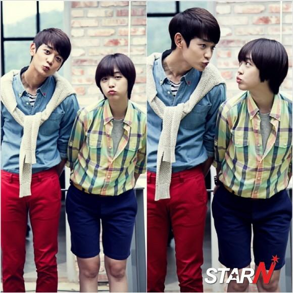 'For You' Sulli and Min Ho reveal new couple photos