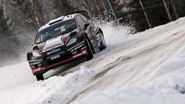 WRC - Tanak feared he had lost his edge