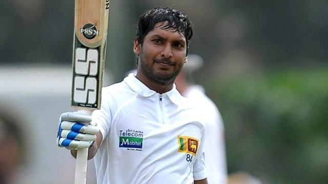 Cricket - Sangakkara hits another ton as Sri Lanka dominate