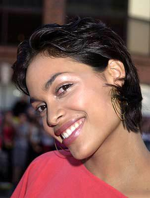 Rosario Dawson at the Westwood premiere of Universal's American Pie 2