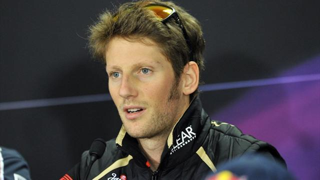 Formula 1 - Grosjean: Lotus will be stronger in 2013