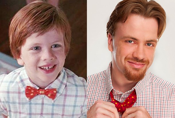 """""""Problem Child"""" star Michael Oliver: Then and Now"""