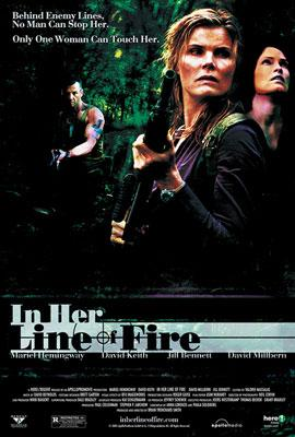 Regent Releasing's In Her Line of Fire
