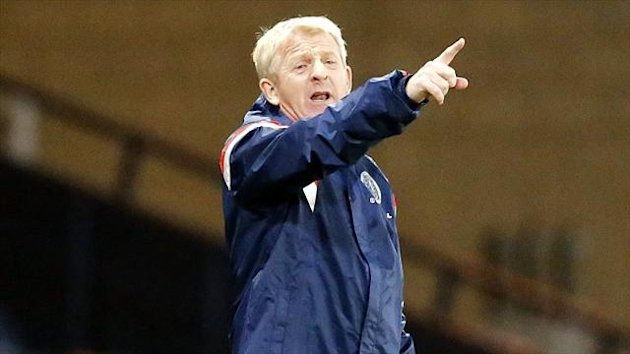 Gordon Strachan's Scotland face Poland in Warsaw on March 5