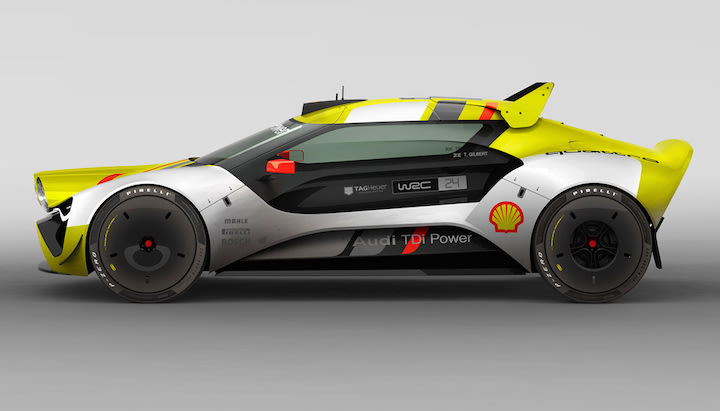 Rally-Ready Audi R4 Concept Could be the Revival WRC Needs - Yahoo India Finance