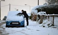 Snow: No One In UK Safe As Big Chill Sets In
