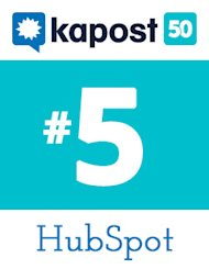 A Close Look at HubSpot's Brilliant Content Marketing image hubspot kapost 50