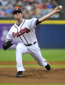 Alex Wood is joining the Dodgers. (AP)