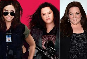 """The Heat"" UK poster, Melissa McCarthy 