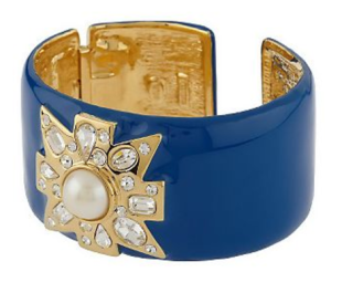 This bracelet will add a 'punch' to any outfit.