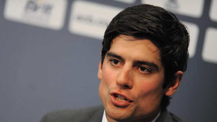Alastair Cook, pictured, remains hopeful Kevin Pietersen will be able to return to the England fold