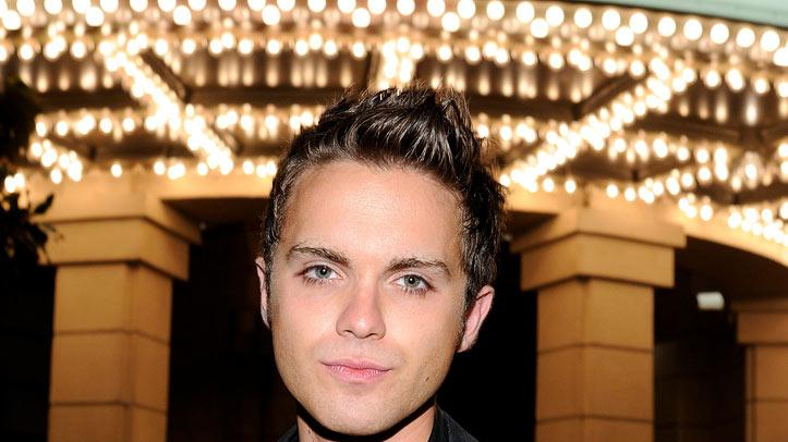 "Thomas Dekker of ""The Secret Circle"" attends The CW Fall Premiere party presented by Bing at Warner Bros. Studios on September 10, 2011 in Burbank, California."