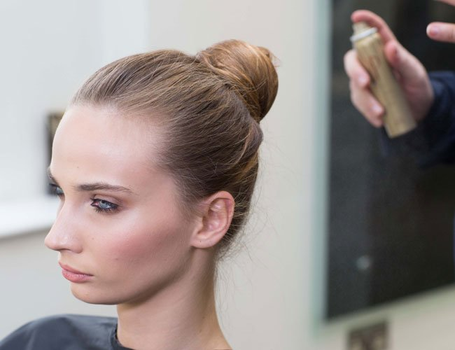 Beauty Bites: Adam Reed On How To Get The Perfect Ballerina Bun PLUS The Scent Of A Real Ballerina