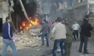 Syria: Car Bomb In Homs Kills At Least 15