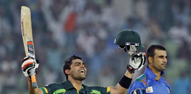Afghanistan pay for dropping Akmal