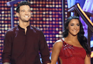 Mark Ballas, Alexandra Raisman | Photo Credits: Adam Taylor/ABC