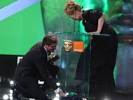 El video del blooper de Meryl Steep en los premios Bafta