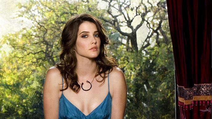 Cobie Smulders star as Robin in How I Met Your Mother.