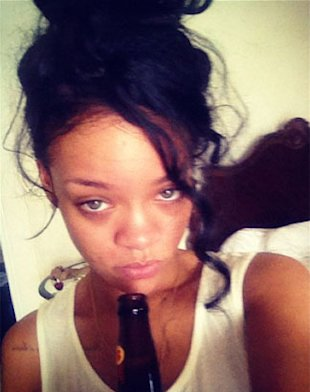 Rihanna Apologises To Late Gran Gran Dolly For Drinking After Funeral