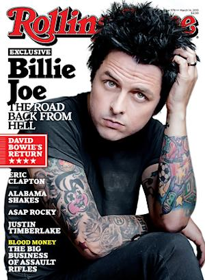 Cover Story Excerpt: Billie Joe Armstrong on the Troubled Days Before His Meltdown