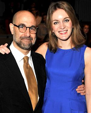 Stanley Tucci Secretly Marries Felicity Blunt!