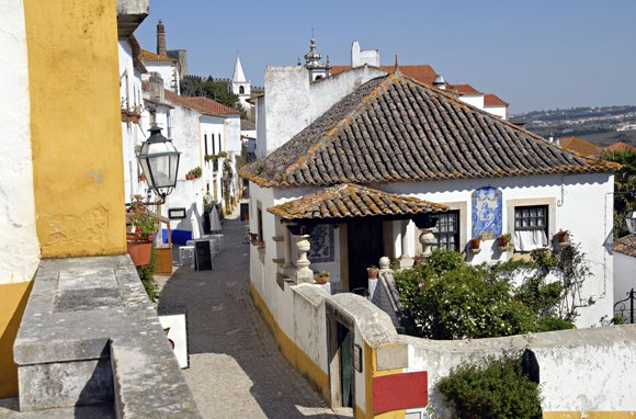 Obidos, Portugal (Photo: Thinkstock/iStockphoto)