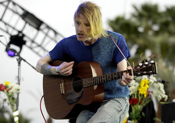 Girls' Christopher Owens Ventures Out on His Own