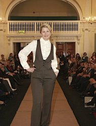 Fashion tips learned from decades on the runway