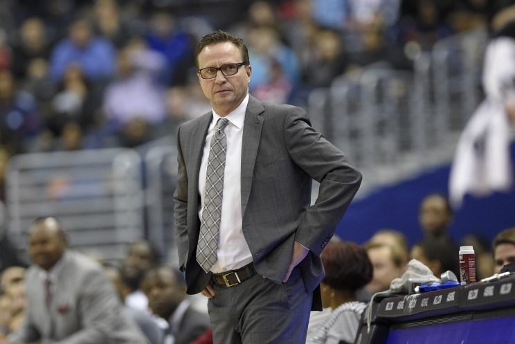 Scott Brooks wants winners! (Associated Press)