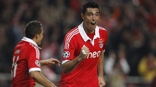 Serie A - Cardozo linked with Juventus move