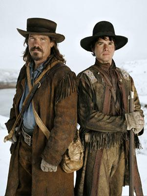 Josh Brolin and Matthew Settle TNT's Into the West