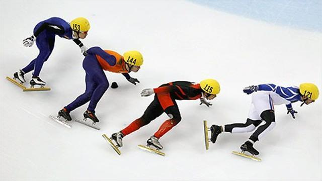 Short Track - Horsepool has high hopes for Britain at Sochi 2014
