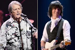 Brian Wilson and Jeff Beck Plan Fall Tour