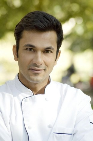 Michelin Star Chef at the Song of India