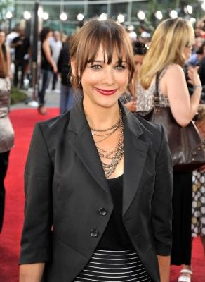 Rashida Jones attends the premiere of Universal Pictures' 'Funny People' held at ArcLight Cinemas Cinerama Dome, Los Angeles, July 20, 2009 -- Getty Images