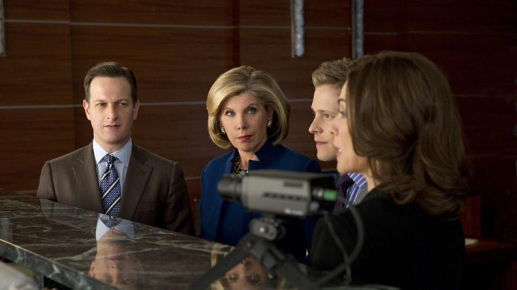 """The Good Wife -- ""Red Team/Blue Team"""