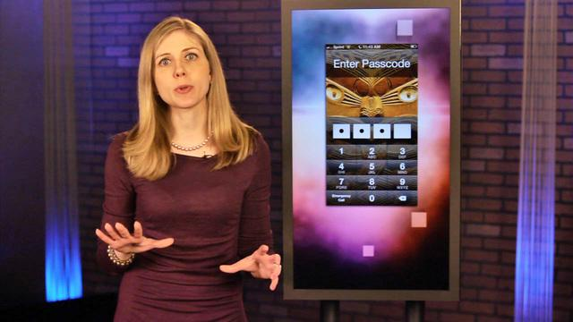iPhone hack can bypass password