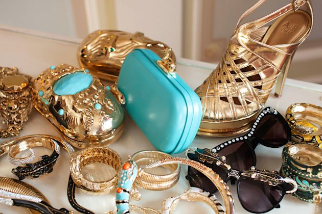 Anna Dello Russo To Design An Over-The-Top Accessories Collection For H&M!