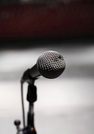 Prepare, Practice, Deliver: 3 Tips for a Better Webinar image Microphone flipped iStock 000001802037XSmall